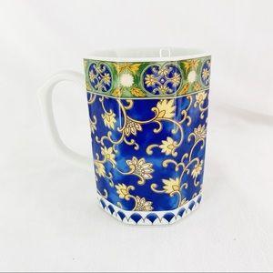 Bohemian Ceramic Tea/Coffee Mug